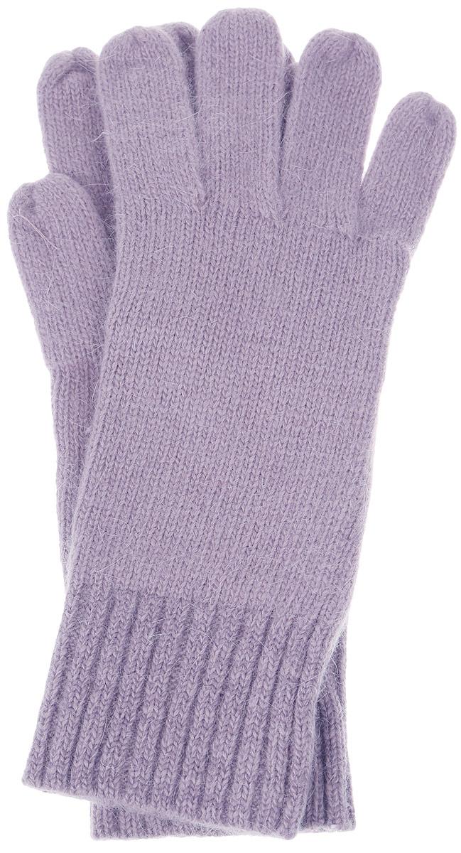 Перчатки женские Sela, цвет: сиреневый. GL-143/019AQ-6302. Размер 20GL-143/019AQ-6302Вязаные женские перчатки Sela не только защитят ваши руки, но и станут великолепным украшением. Перчатки выполнены из нейлона, теплой шерсти и с небольшим добавлением ангоры, они хорошо сохраняют тепло, мягкие, идеально сидят на руке и хорошо тянутся. Модель выполнена в одной цветовой гамме и на манжете дополнена вязаной резинкой. Такие перчатки будут оригинальным завершающим штрихом в создании современного модного образа, они подчеркнут ваш изысканный вкус и станут незаменимым и практичным аксессуаром.