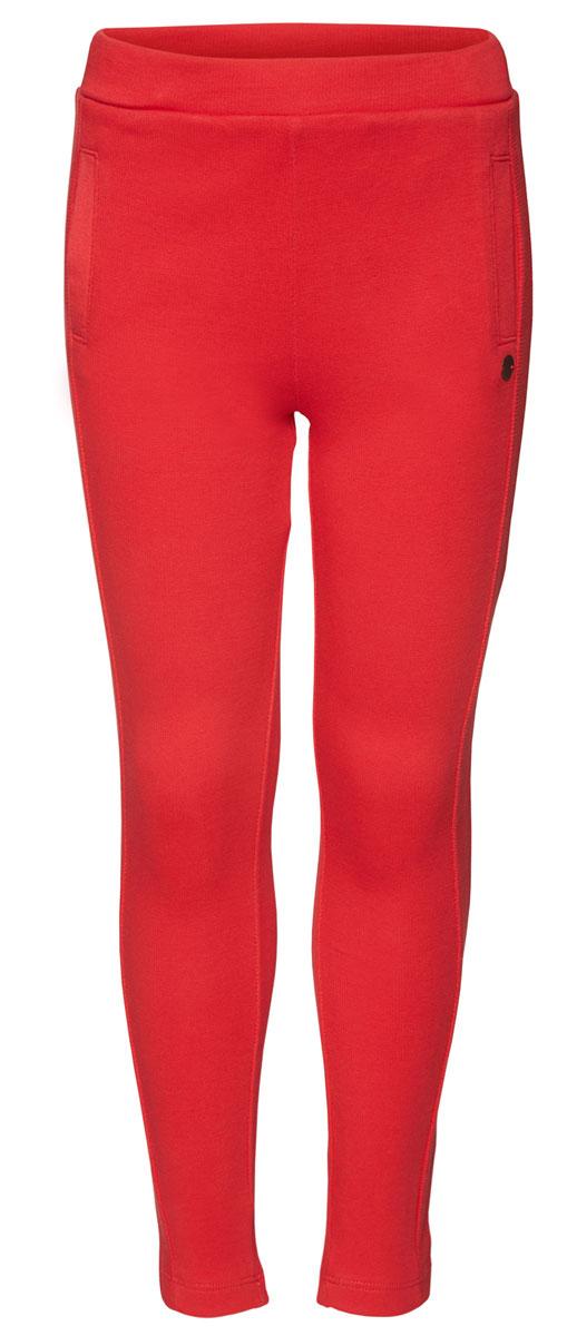 Леггинсы для девочки Tom Tailor, цвет: красный. 6828904.40.81_4713. Размер 116/1226828904.40.81_4713Комфортные леггинсы для девочки выполнены из высококачественного материала. Модель облегающего кроя с эластичным поясом дополнена двумя карманами по бокам.