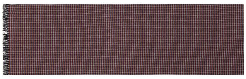 Шарф мужской Labbra, цвет: бордовый, коричневый, светло-серый. LJG34-379. Размер 30 см х 180 смLJG34-379Мужской шарф Labbra, изготовленный из шелка и вискозы, мягкий и приятный на ощупь. Изделие оформлено принтом в клетку. По короткому краю модель оформлена бахромой.
