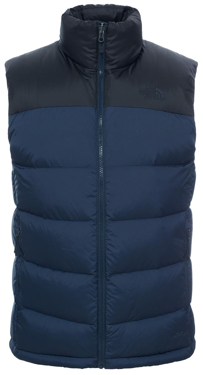 Жилет мужской The North Face Nuptse 2 Vest, цвет: фиолетовый. T0AUFGH2G. Размер XL (50/52)T0AUFGH2GКлассический пуховый жилет The North Face Nuptse 2 Vest незаменим в самых разных условиях. Модель с воротником-стойкой на застежке-молнии.В качестве утеплителя используется объемный гусиный пух 700-й набивки. На случаи плохой погоды воротник скрывает нейлоновый капюшон. Усиления на плечах предохраняют от истирания при контакте с веревкой или лямками рюкзака. Жилет подойдет как для восхождений и треккинга, так и для зимних городских условий.