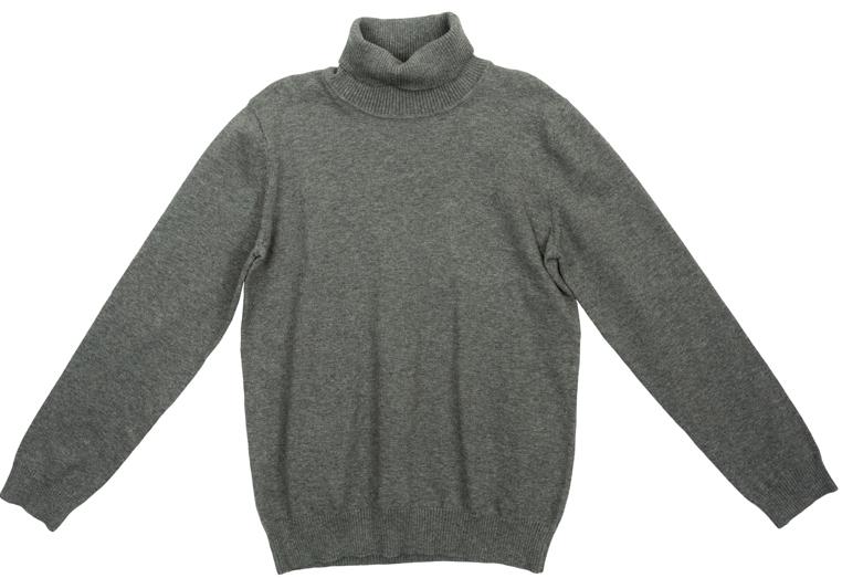 Свитер для мальчика Scool, цвет: серый меланж. 363124. Размер 134363124Уютный свитер из мягкого трикотажа мелкой вязки с высоким воротничком, который надежно защитит от ветра. Универсальный цвет модели позволяет сочетать ее с любой одеждой. Рукава и низ изделия выполнены из широкой вязаной резинки.