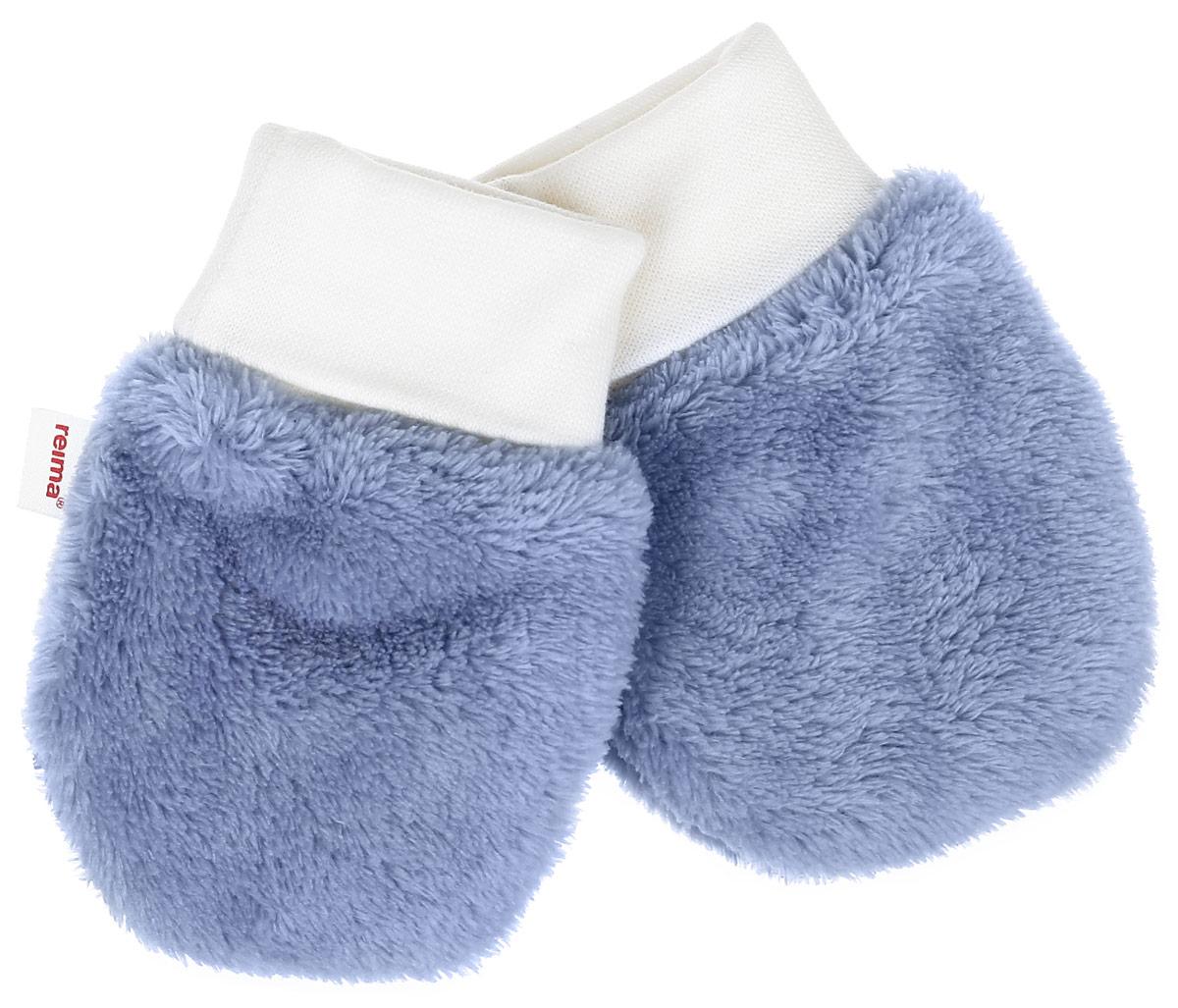 Варежки детские Reima Lepus, цвет: голубой. 517117-6770. Размер 1517117-6770Мягкие пушистые варежки Reima Lepus для самых маленьких на подкладке из мягкого флиса с длинными подворачивающимися манжетами на резинке, которые обеспечивают оптимальную посадку и облегчают процесс одевания. Для крошечных ручек выбираем только самое мягкое и самое удобное! Оригинальный дизайн и модная расцветка делают эти варежки модным и стильным предметом детского гардероба. В них ваш малыш будет чувствовать себя уютно и комфортно и всегда будет в центре внимания!
