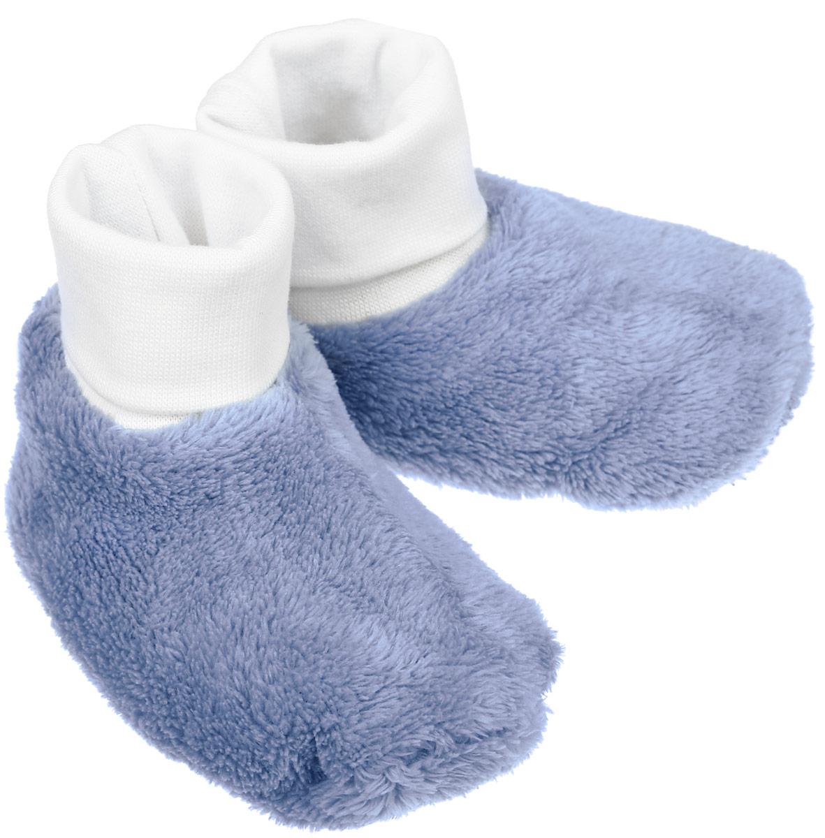 Пинетки детские Reima Levana, цвет: голубой. 517118-6770. Размер 1517118-6770Теплые пинетки Reima Levana идеально подойдут для маленьких ножек вашего малыша. Изделие изготовлено из высококачественного полиэстера, отлично удерживает тепло и пропускает воздух, обеспечивая комфорт.Крошечным ножкам очень понравятся эти меховые пинетки! Мягкая хлопчатобумажная подкладка с эластаном очень приятна для тела, а длинная подворачивающаяся резинка удержит пинетки на ножке и гарантирует оптимальную посадку. Эти пинетки очень легко надеваются!Такие пинетки - отличное решение для малышей и их родителей!