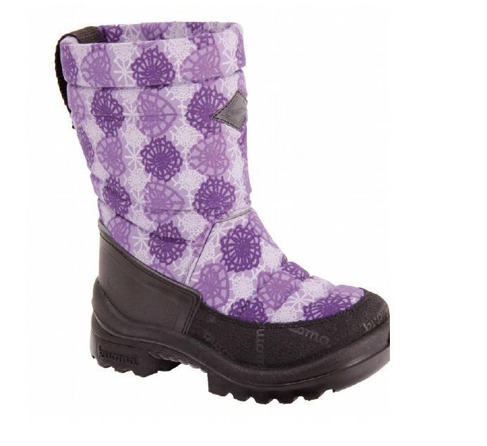 Сапоги для девочки Kuoma Putkivarsi, цвет: сиреневый. 1203_5690. Размер 391203_5690Детские сапоги выполнены из грязе-водоотталкивающего текстиля. Внутренняя поверхность и стелька из шерсти и искусственного меха не дадут замерзнуть ногам в холодную погоду. Резиновая подошва создаст дополнительный комфорт, не позволяя ноге скользить.