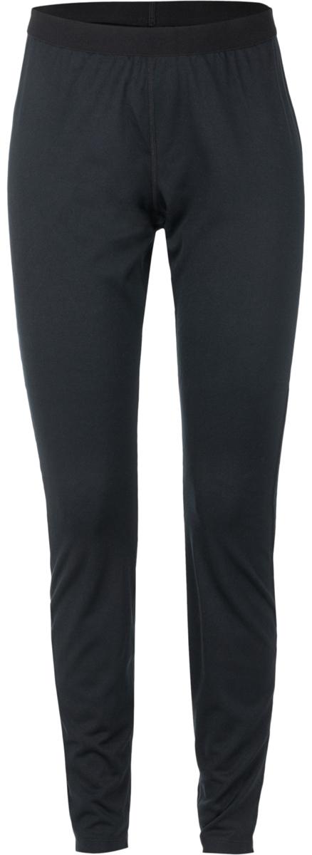 Термобелье брюки женские Columbia Midweight Ii Tight, цвет: черный. 1560641-010. Размер XL (50)1560641-010Женские облегающие брюки отлично подойдут, как базовый слой одежды для горного туризма. Технология Omni-Heat сохраняет тепло за счет инновационных серебристых точек с внутренней стороны изделия. Эргономичные швы не причинят неудобств даже при длительной носке.