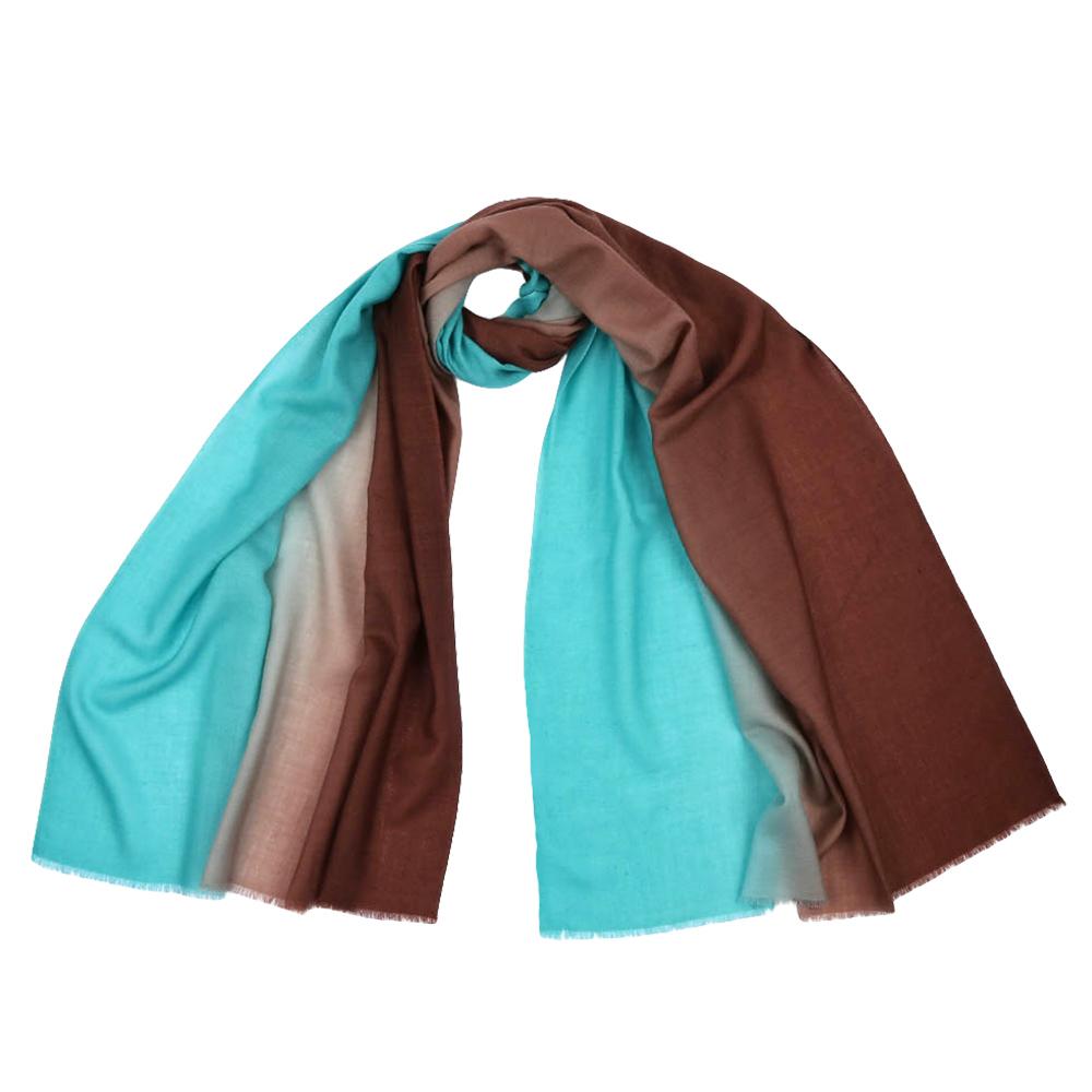 Шарф женский Fabretti, цвет: коричневый. KW002. Размер 70 см х 192 смKW002-27Стильный шарф поможет внести живость в любой образ, подарит уют и согреет от холодного ветра. Выполнен из высококачественного материала.