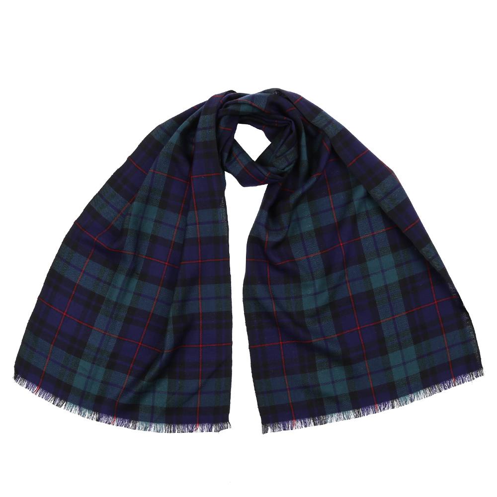 Шарф женский Fabretti, цвет: синий. 9172. Размер 40 см х 184 см9172-1Стильный шарф поможет внести живость в любой образ, подарит уют и согреет от холодного ветра. Выполнен из высококачественного материала и оформлен оригинальным принтом.
