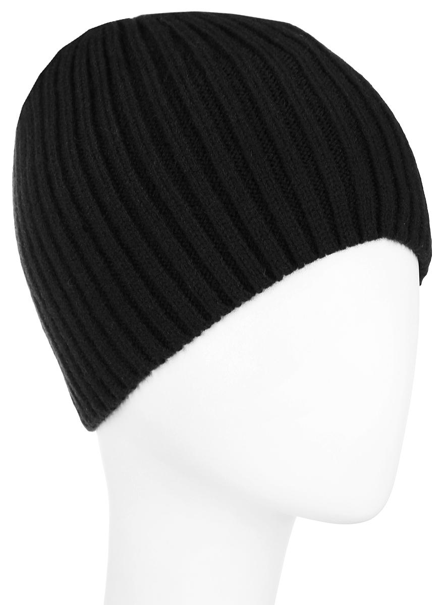 Шапка мужская Finn Flare, цвет: черный. A16-21155_200. Размер 58A16-21155_200Классическая мужская шапка Finn Flare отлично дополнит ваш образ в холодную погоду. Сочетание шерсти и акрила максимально сохраняет тепло и обеспечивает удобную посадку, невероятную легкость и мягкость. Внутренняя сторона шапки утеплена мягким флисом. Оформлено изделие небольшой металлической пластиной с названием бренда. Стильная шапка Finn Flare подчеркнет ваш неповторимый стиль и индивидуальность. Такая модель составит идеальный комплект с модной верхней одеждой, в ней вам будет уютно и тепло. Уважаемые клиенты!Размер, доступный для заказа, является обхватом головы.