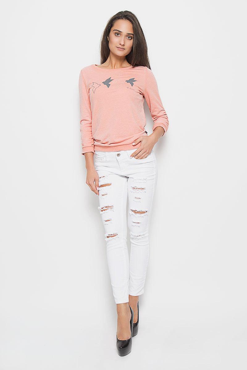 Джинсы женские Tom Tailor Denim Jona, цвет: белый. 6205205.05.71_2000. Размер 29-32 (44/46-32) tom tailor модные джинсы tom tailor pb62032490071 1102