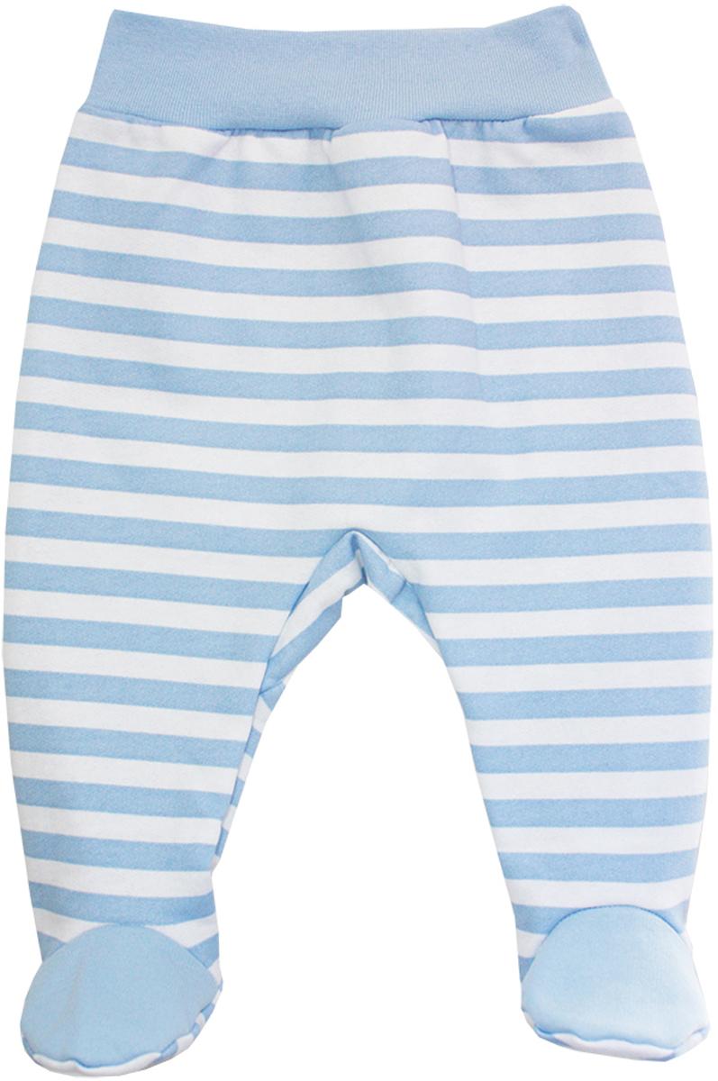 Ползунки для мальчика КотМарКот Бибер, цвет: голубой. 5272. Размер 86, 1 год5272Ползунки для мальчика КотМарКот Бибер выполнены из натурального хлопка.Модель с закрытыми ножками дополнена широким эластичным поясом.