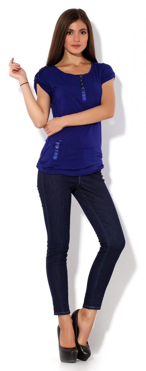 Джинсы женские Montana, цвет: темно-синий. 10771 HS. Размер 30-28 (48-28)10771 HSЖенские джинсы Montana выполнены из хлопка с добавлением полиэстера и спандекса. Джинсы-скинни по поясу застегиваются на пуговицу и имеют ширинку на застежке-молнии. Пояс дополнен шлевками для ремня. Спереди модель оформлена имитациями втачных карманов и фирменной, металлической нашивкой.