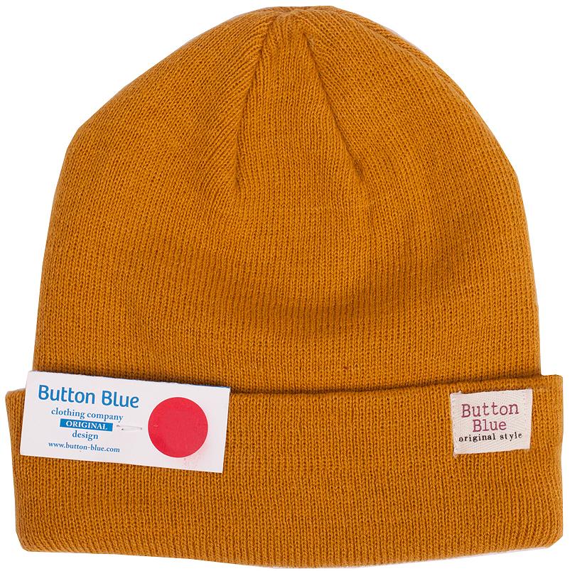 Шапка для мальчика Button Blue, цвет: горчичный. 216BBBX73020400. Размер 56, 12-13 лет216BBBX73020400Детская вязаная шапка - важный атрибут повседневной одежды! Модель выполнена из высококачественного материала и оформлена подворотом. Уважаемые клиенты!Размер, доступный для заказа, является обхватом головы ребенка.