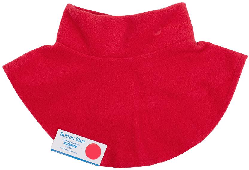 Манишка детская Button Blue, цвет: красный. 216BBGA74011600. Размер 52, 5-7 лет216BBGA74011600Манишку из флиса - незаменимая вещь для прогулок в прохладные дни! Удобная форма изделия, мягкий и уютный материал, простота и легкость в одевании-раздевании позволят ребенку с удовольствием одевать манишку, отдавая ей уверенное предпочтение!