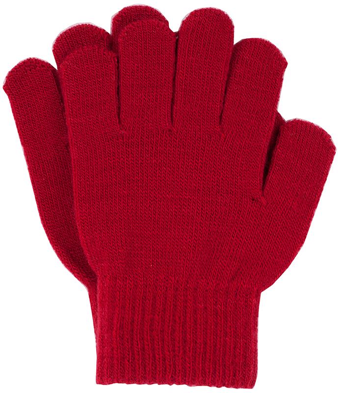 Перчатки детские Button Blue, цвет: красный. 216BBUX76011600. Размер 16, 9-11 лет216BBUX76011600Детские вязаные перчатки Button Blue, изготовленные из пряжи сложного состава акрила с добавлением полиэстера и хлопка, станут идеальным вариантом для прохладной погоды. Они хорошо сохраняют тепло, мягкие, идеально сидят на руке и хорошо тянутся.Манжеты перчаток связаны плотной резинкой, благодаря чему перчатки надежно фиксируются на ручках малыша. Однотонная расцветка делает эти перчатки стильным и практичным предметом детского гардероба. В них ваш ребенок будет чувствовать себя уютно и комфортно!