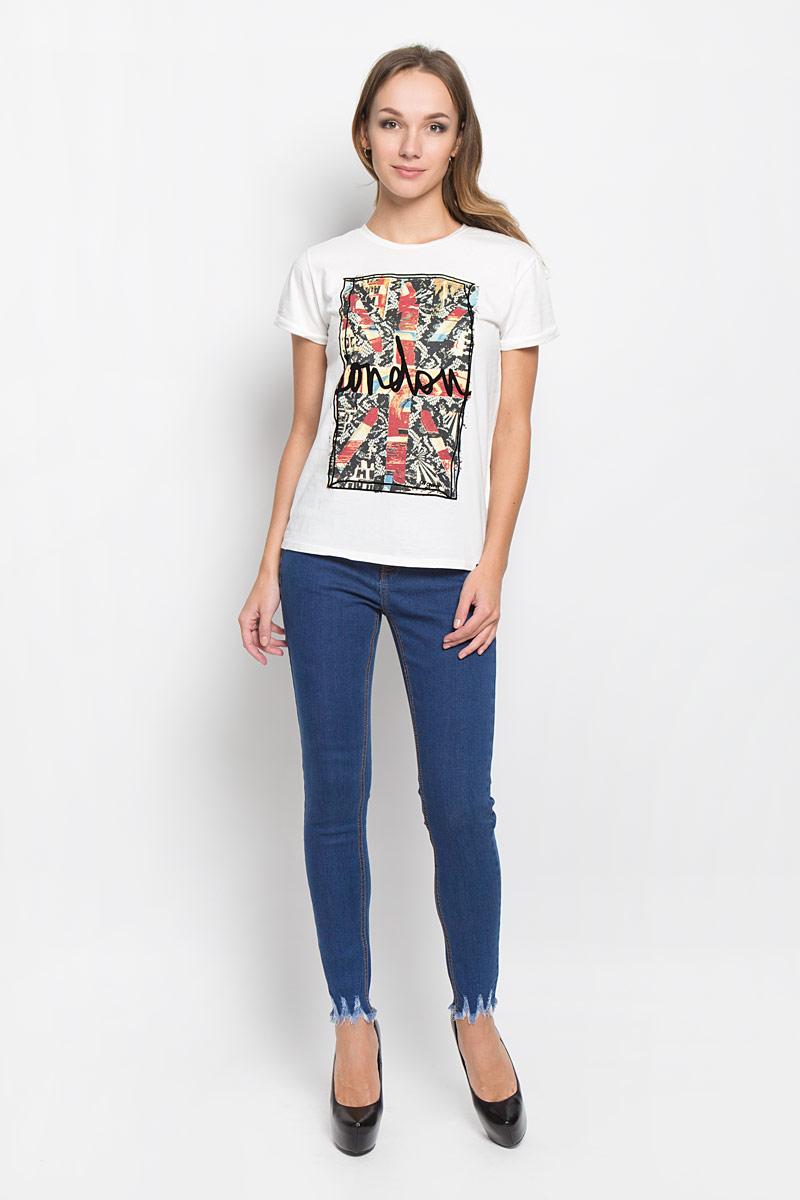 Джинсы женские Glamorous, цвет: темно-синий. CK3247. Размер S (44)CK3247_DARK BLUEСтильные женские джинсы Glamorous - джинсы высочайшего качества, которые прекрасно сидят. Джинсы Glamorous созданы специально для того, чтобы подчеркивать достоинства вашей фигуры.Узкая по ноге модель и зауженный к низу крой, отличный выбор для создания динамичного городского образа. Застегиваются джинсы на пуговицу и ширинку на застежке-молнии, имеются шлевки для ремня. Спереди модель оформлены двумя втачными карманами и одним небольшим секретным кармашком, а сзади - двумя накладными карманами.По низу изделие оформлено эффектом искусственного состаривания денима: прорезями, потертостями, перманентными складками.Современный дизайн и расцветка делают эти джинсы стильным предметом женской одежды. Это идеальный вариант для тех, кто хочет заявить о себе и своей индивидуальности, и отразить в имидже собственное мировоззрение.