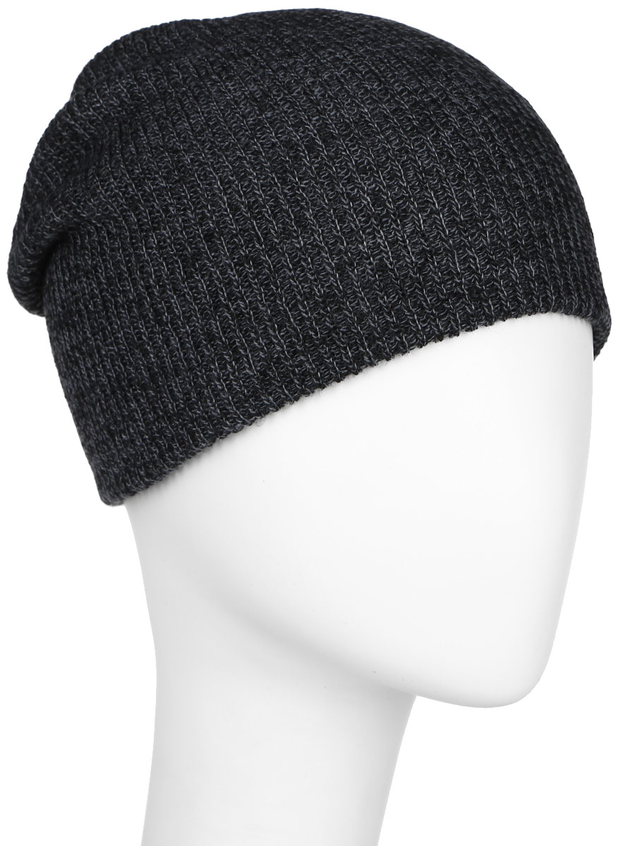 Шапка мужская Quiksilver Cushy M Hats, цвет: темно-серый, черный. AQYHA03560-KTAH. Размер универсальныйAQYHA03560-KTAHКлассическая мужская шапка Quiksilver отлично дополнит ваш образ в холодную погоду. Выполненная из акрила она максимально сохраняет тепло и обеспечивает удобную посадку, невероятную легкость и мягкость. Шапка оформлена небольшой нашивкой с названием бренда. Стильная шапка Quiksilver подчеркнет ваш неповторимый стиль и индивидуальность. Такая модель составит идеальный комплект с модной верхней одеждой, в ней вам будет уютно и тепло.