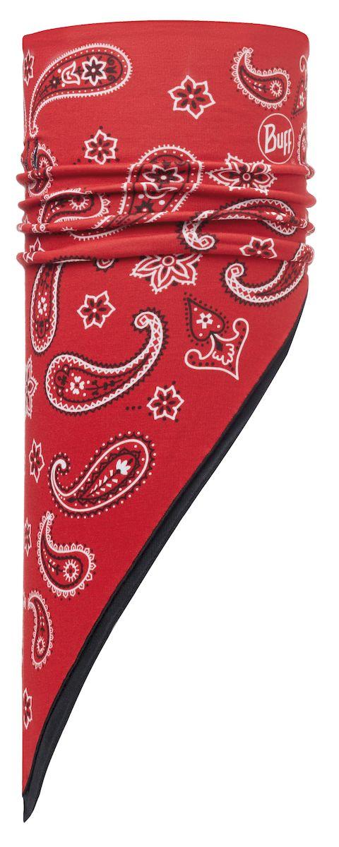 Бандана Buff Polar Cashmere Red Black-Red-Standard, цвет: красный. 113231.425.10.00. Размер 53/62 см113231.425.10.00Теплая бандана-шарф из серии Polar Buff. Polar Buff - это бандана-труба из серии Original Buff, пришитая к цилиндру из Polartec Classic Fleece 100. В холодную погоду Polar Buff поддерживает нормальную температуру тела и предотвращает потерю тепла, благодаря комбинации микрофибры и Polartec. Благодаря своей универсальности, функциональности и практичности Polar Buff завоевал огромную популярность среди людей, ее можно использовать как шапку, шарф, бандану на лицо и уши, балаклаву, маску. Неотъемлемая часть зимней одежды, подходит для любой активности в холодное время года.
