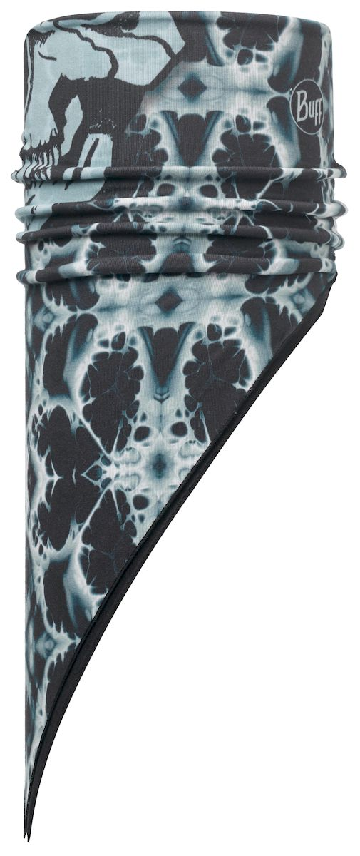 Бандана Buff Polar Sinister Black Black-Black-Standard, цвет: черный. 113233.999.10.00. Размер 53/62 см113233.999.10.00Теплая бандана-шарф из серии Polar Buff. Polar Buff - это бандана-труба из серии Original Buff, пришитая к цилиндру из Polartec Classic Fleece 100. В холодную погоду Polar Buff поддерживает нормальную температуру тела и предотвращает потерю тепла, благодаря комбинации микрофибры и Polartec. Благодаря своей универсальности, функциональности и практичности Polar Buff завоевал огромную популярность среди людей, ее можно использовать как шапку, шарф, бандану на лицо и уши, балаклаву, маску. Неотъемлемая часть зимней одежды, подходит для любой активности в холодное время года.