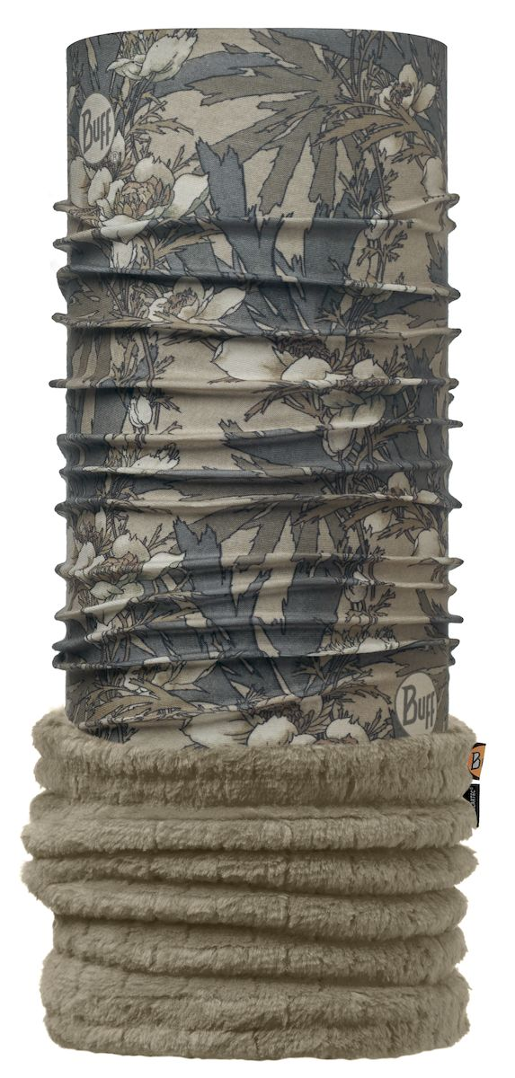Шарф Buff Thermal Polar Thermal Codina Mineral Brindle, цвет: хаки. 113132.907.10.00. Размер 53/62 см113132.907.10.00Теплая бандана-шарф из серии Polar Buff. Polar Buff - это бандана-труба из серии Original Buff, пришитая к цилиндру из Polartec Classic Fleece 100. В холодную погоду Polar Buff поддерживает нормальную температуру тела и предотвращает потерю тепла, благодаря комбинации микрофибры и Polartec. Благодаря своей универсальности, функциональности и практичности Polar Buff завоевал огромную популярность среди людей, ее можно использовать как шапку, шарф, бандану на лицо и уши, балаклаву, маску. Неотъемлемая часть зимней одежды, подходит для любой активности в холодное время года.