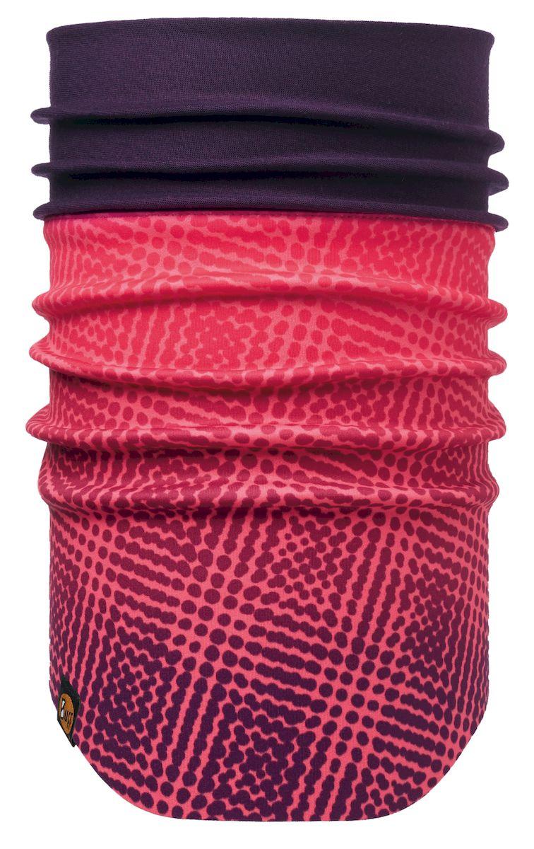 Шарф Buff Windproof Neckwarmer Xtreme Pink, цвет: розовый. 113240.538.10.00. Размер 53/62 см113240.538.10.00Шарф с мембраной Windstopper. Высокая степень защиты от ветра и непогоды. Подходит для катания и активного отдыха.