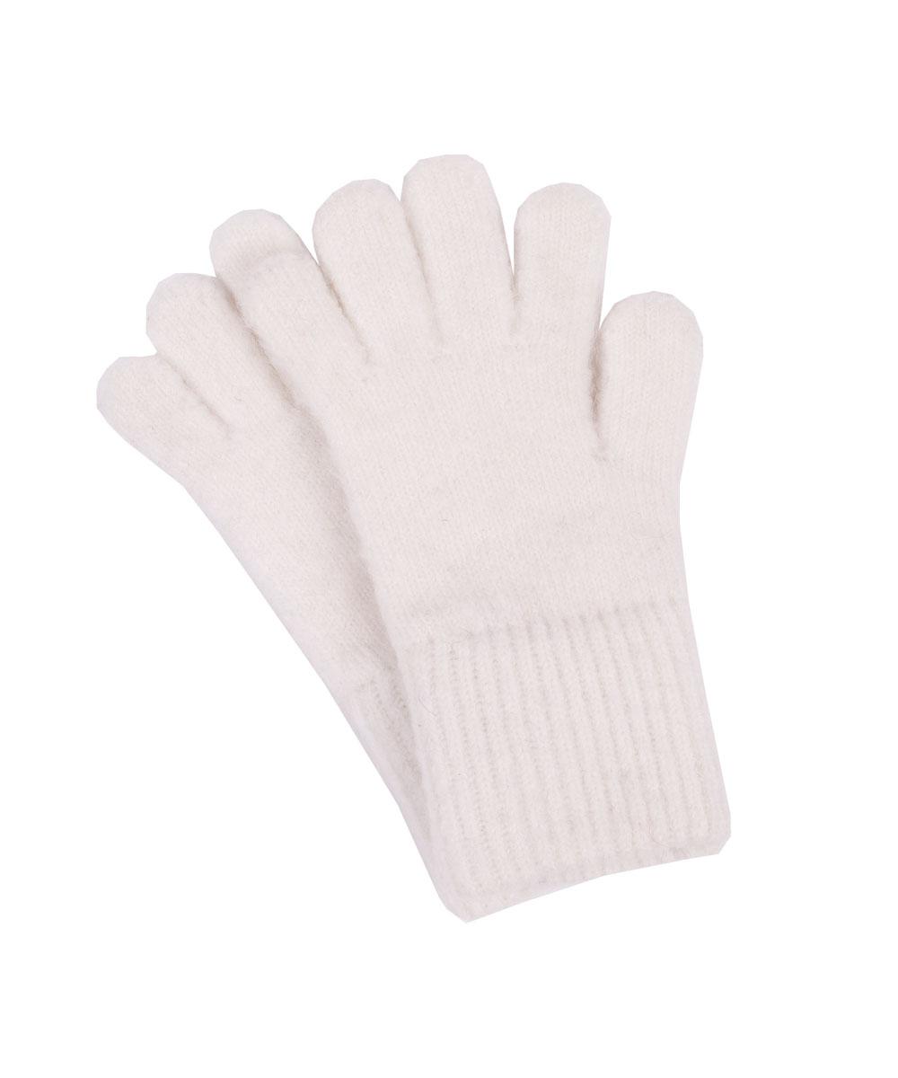 Перчатки для девочки Gulliver, цвет: молочный. 21601GMC7603. Размер 1421601GMC7603Детские перчатки - вещь для зимы совершенно необходимая! Мягкие вязаные перчатки защитят нежную кожу ребенка, создав уют и комфорт. Если вы хотите купить перчатки, обратите внимание на эту модель. Молочный цвет делает их универсальным решением для большинства осенних ансамблей.