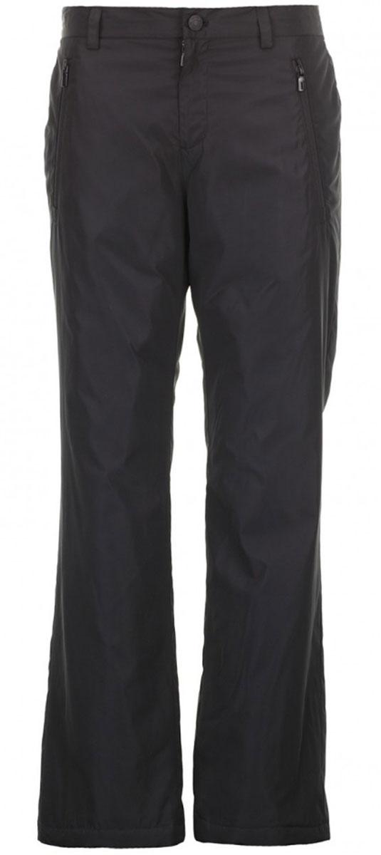 Брюки мужские Baon, цвет: черный. B796502. Размер S (46)B796502_BLACKСтильные утепленные мужские брюки Baon выполнены из 100% полиэстера. Модель прямого кроя и стандартной посадки станет отличным дополнением к вашему современному образу. На поясе модель застегивается на металлическую пуговицу и имеет ширинку на застежке-молнии, также имеются шлевки для ремня.Спереди модель оформлена двумя втачными карманами с застежкой-молнией, а сзади прорезными карманами с клапанами на кнопках.