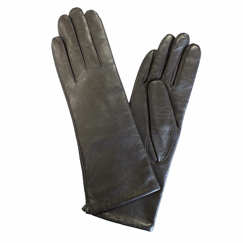 Перчатки женские Edmins, цвет: коричневый. Э-21L-1_9904-35. Размер 7,5Э-21L-1_9904-35Перчатки изготовлены из высококачественной английской кожи Pittards и итальянской кожи Gargiulo на современном технологичном оборудовании. Продукция соответствует международным стандартам качества.