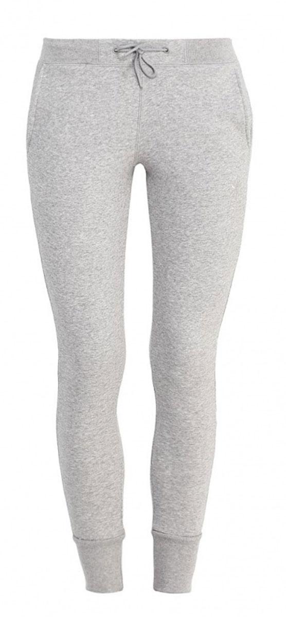 Брюки спортивные женские Reebok F Starcrest T Sweat, цвет: серый. AY0444. Размер XL (52/54)AY0444Брюки женские для бега Reebok классического кроя. Отлично подходят для повседневной носки. Эластичный пояс в рубчик со шнурком для оптимальной посадки по фигуре. Карманы сзади отлично подходят для хранения мелочей. Вышитый логотип позволит продемонстрировать серьезность намерений.