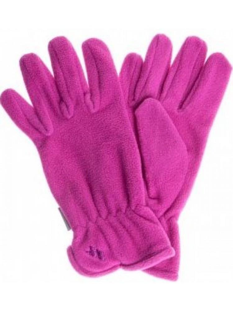 Перчатки женские Trespass Plummet II, цвет: фуксия. FAGLGLM20001. Размер M (7)FAGLGLM20001Женские перчатки Trespass Plummet ll полностью выполнены из полиэстера, который обеспечит тепло и комфорт при носке. Модель оформлена фирменной нашивкой. Перчатки дополнены манжетами, которые зафиксируют модель на запястье, не стягивая его.
