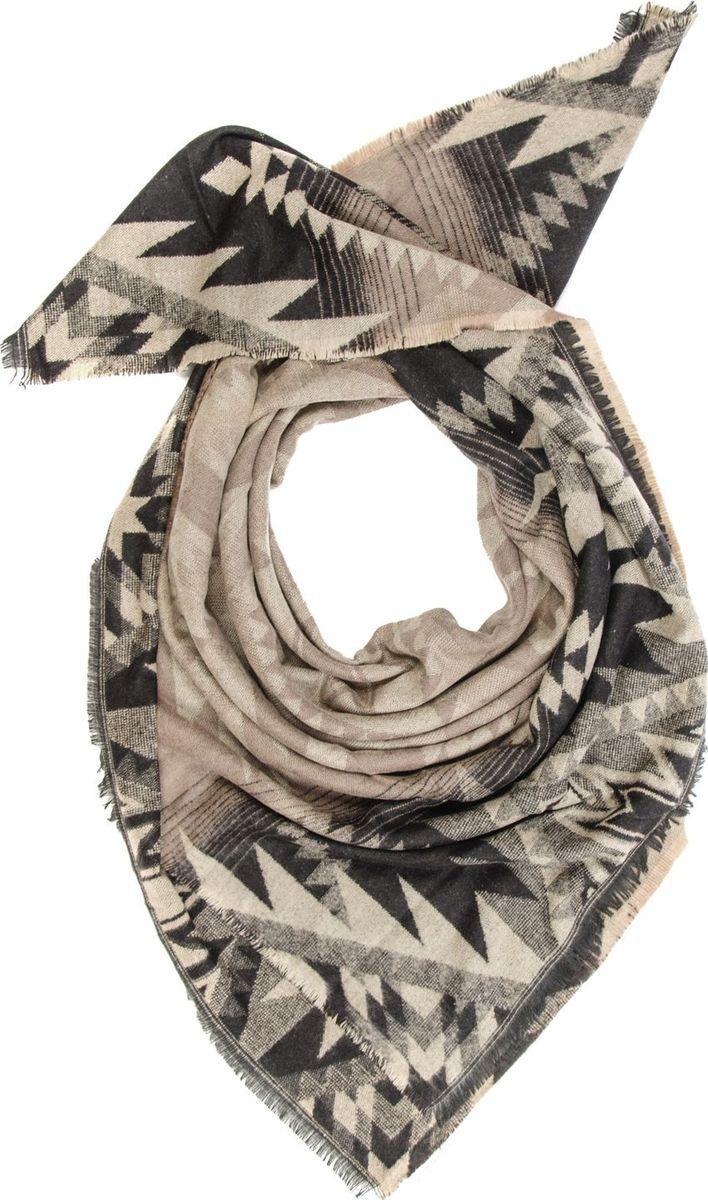Платок женский Laccom, цвет: бежевый. 1304. Размер 135 см х 135 см1304TПлаток от Laccom, выполненный из высококачественного материала, приятный на ощупь и подойдет к любому стилю.