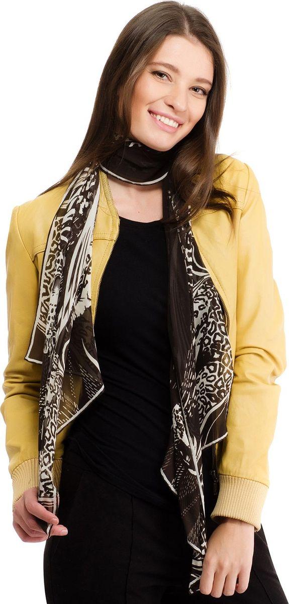 Шарф женский Laccom, цвет: черный. 3116. Размер 180 см х 55 см3116BШарф от Laccom, выполненный из высококачественного материала, приятный на ощупь и подойдет к любому стилю.