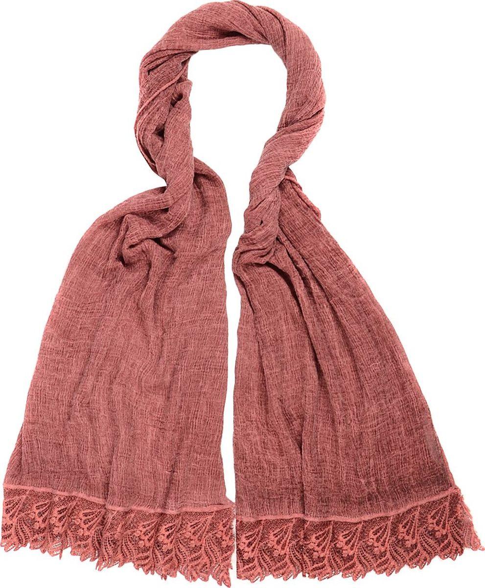 Палантин Laccom, цвет: бордовый. 3201. Размер 190 см х 80 см3201PПалантин от Laccom, выполненный из высококачественного материала, приятный на ощупь и подойдет к любому стилю.