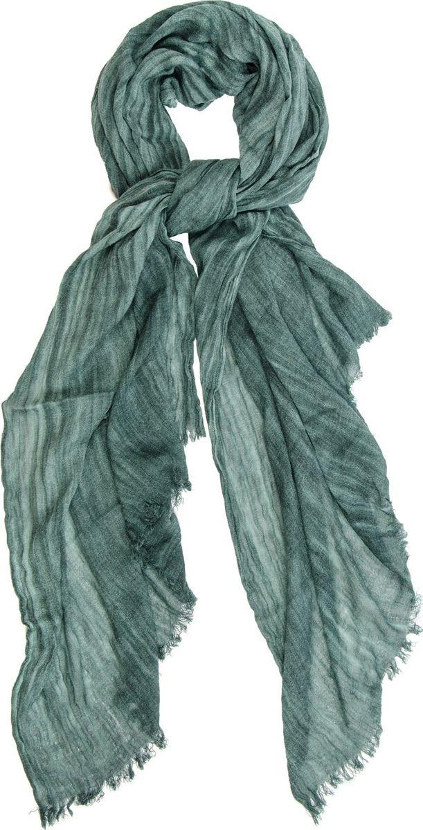 Шарф женский Laccom, цвет: зеленый. 3309. Размер 220 см х 100 см3309EШарф от Laccom, выполненный из высококачественного материала, приятный на ощупь и подойдет к любому стилю.