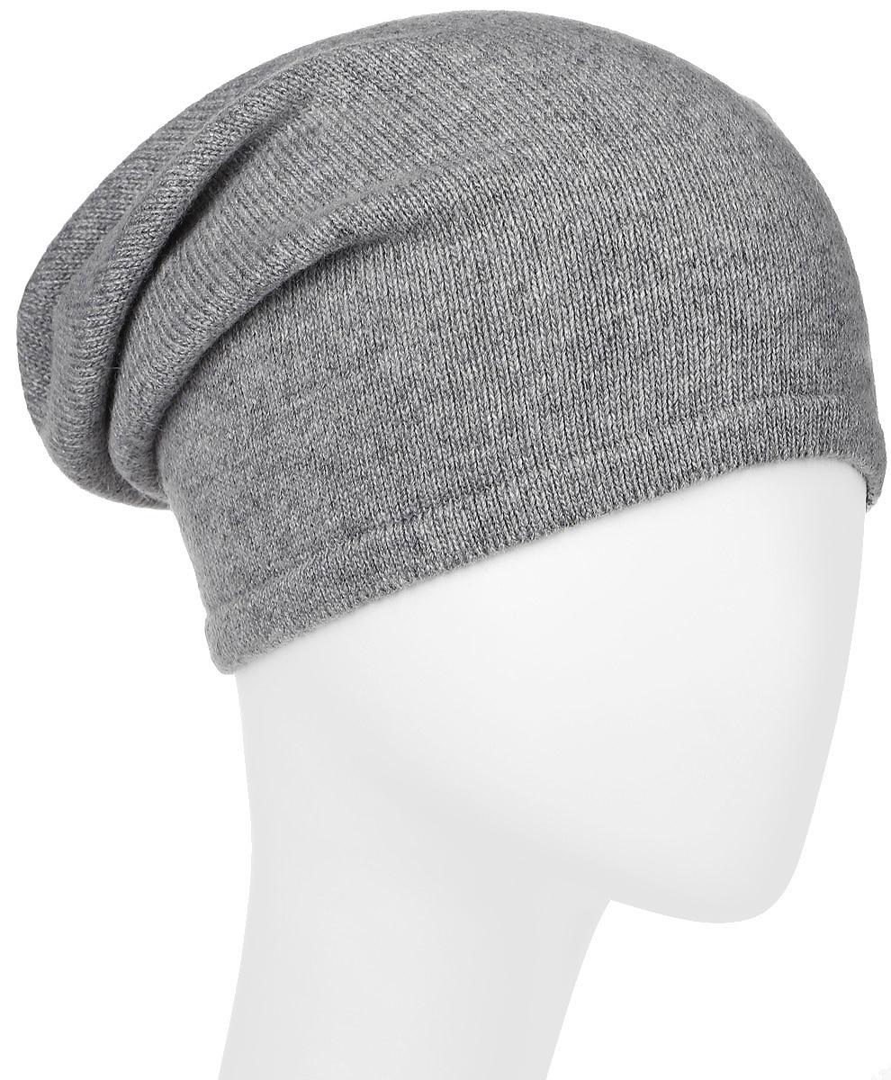 Шапка мужская Lee, цвет: светло-серый. LW104837. Размер универсальныйLW104837Теплая мужская шапка Marhatter отлично дополнит ваш образ в холодную погоду. Сочетание высококачественных материалов сохраняет тепло и обеспечивает удобную посадку.Удлиненная шапка выполнена в лаконичном стиле и дополнена небольшой нашивкой с названием бренда.
