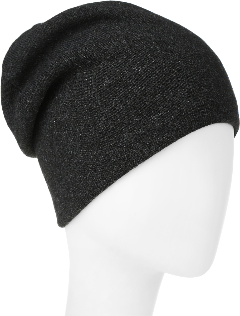 Шапка женская Elfrio, цвет: антрацит. RLH6991/2. Размер 56/58RLH6991/2Стильная женская шапка Elfrio дополнит ваш наряд и не позволит вам замерзнуть в холодное время года. Шапка выполнена из акрила, что позволяет ей великолепно сохранять тепло и обеспечивает высокую эластичность и удобство посадки. Внутри - флисовая подкладка. Оформлена модель вышивкой в виде кошки.Уважаемые клиенты!Размер, доступный для заказа, является обхватом головы.