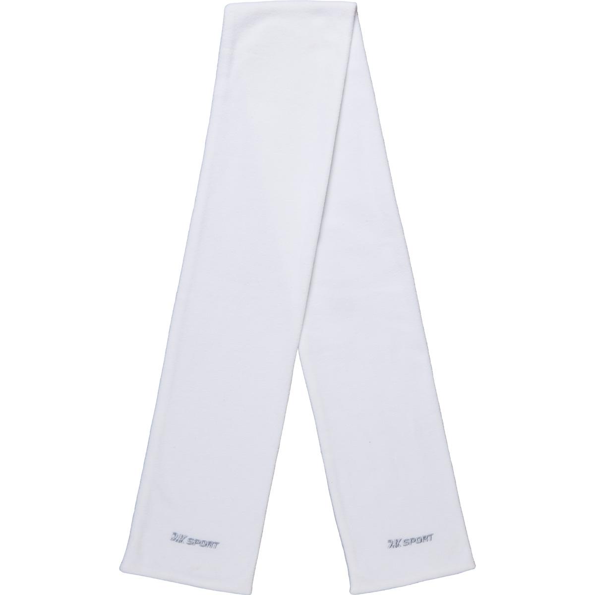 Шарф 2K Sport Classic, цвет: белый. 124035-2. Размер универсальный124035-2_whiteТеплый флисовый шарф. Отлично защитит от холода.