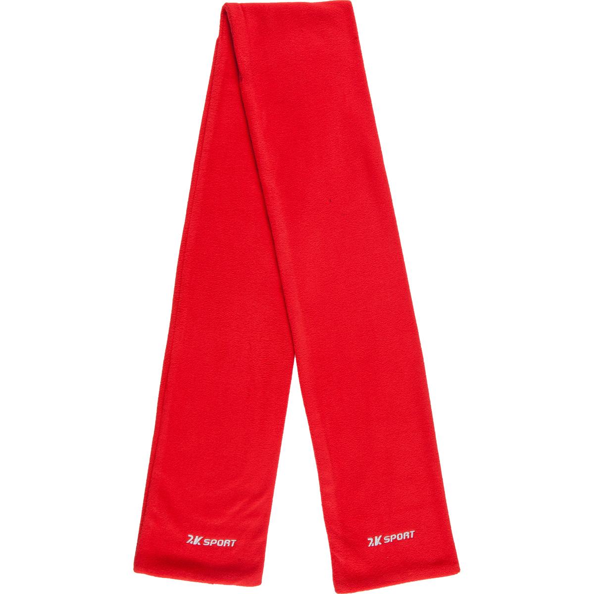 Шарф 2K Sport Classic, цвет: красный. 124035-2. Размер универсальный124035-2_redТеплый флисовый шарф. Отлично защитит от холода.