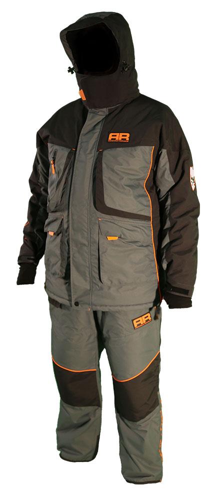 Костюм рыболовный Adrenalin Republic Rover -25, цвет: черный, серый. 78148. Размер S (42)Rover -25Температурный режим костюма -25 градусов, комфорт при этом обеспечивается за счет инновационного слоя утепления. На куртке имеются два накладных боковых кармана, для размещения полезных вещей и согревания рук.Куртка:Проклеенные швыСпециальная конструкция подкладки с зонами, улучшающими отвод влагиКапюшон крепится с помощью замка - молнииВетрозащитная юбкаУдобные карманы внутри и снаружиТеплый карман для мобильного телефонаЭластичные неопреновые манжетыБоковые шлицы на молнииПодкладка из флисаСветоотражающие нашивки безопасностиПолукомбинезон:Регулируемые лямкиПодкладка из флисаУсиление материала в области колен и седалищаВнутренние снегозащитные гетрыМатериал: Водонепроницаемость 7000ммДышащая способность материала: 10000г/м3/24 часУтеплитель: 200г/м2