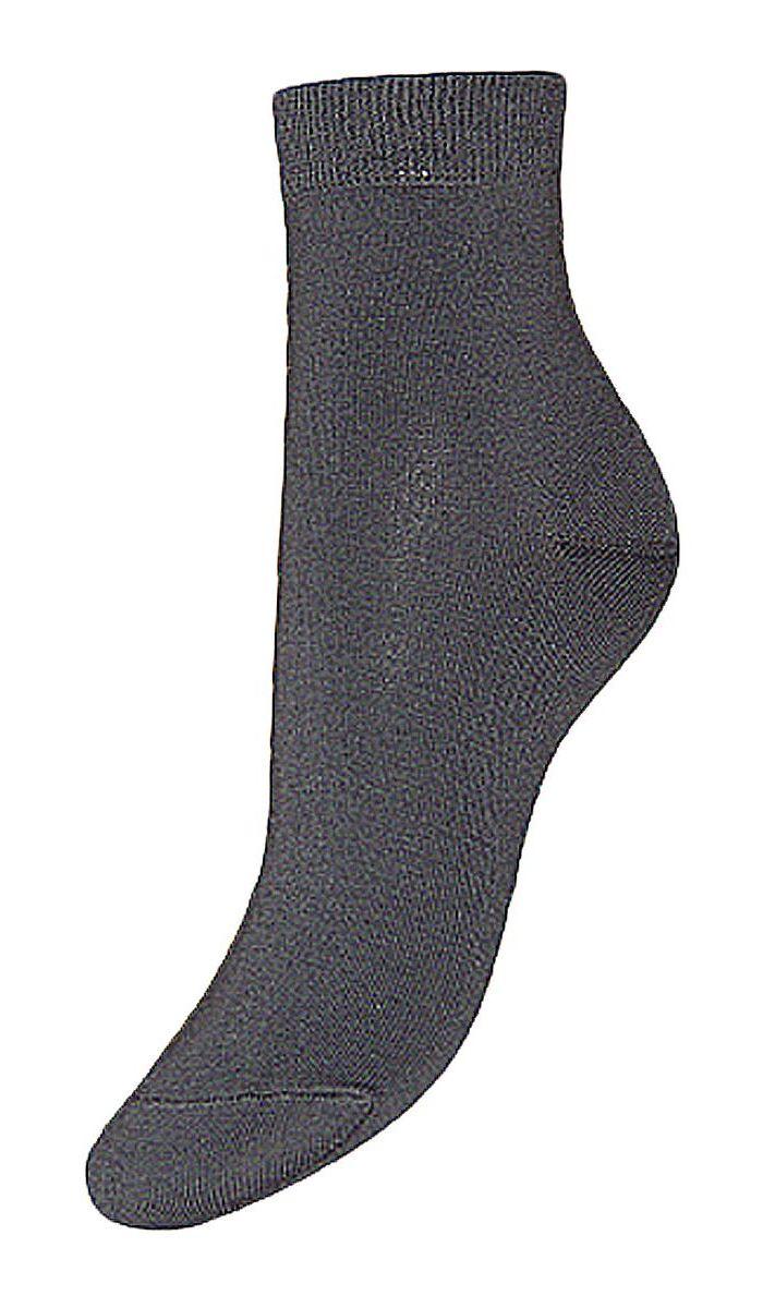 Носки женские Гранд, цвет: серый, 2 пары. SCL98. Размер 23/25SCL98Женские носки Гранд выполнены из высококачественного хлопка. Носки изготовлены по европейским стандартам из лучшей гребенной пряжи, предназначены для повседневной носки. Носки имеют безупречный внешний вид, усиленные пятку и мысок для повышенной износостойкости, после стирки не меняют цвет. Используя европейские стандарты на современных вязальных автоматах, компания Гранд предоставляет покупателю высокое качество изготавливаемой продукции.