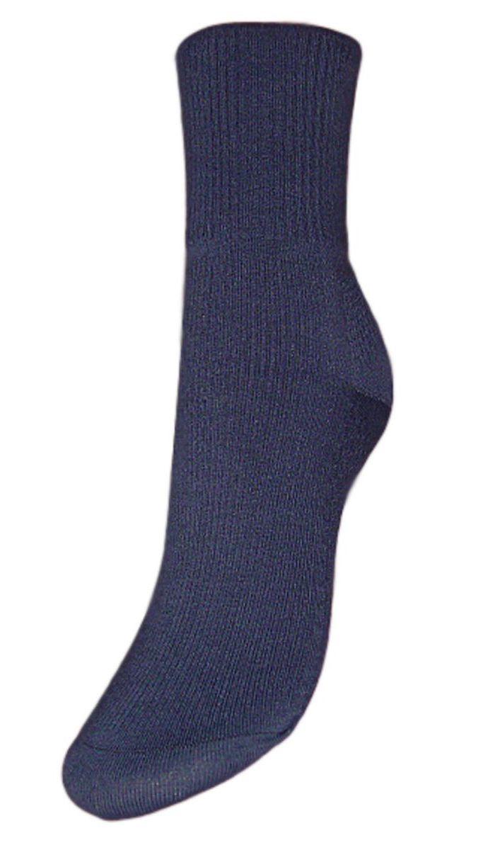 Носки женские Гранд, цвет: синий, 2 пары. SCL67/1. Размер 23/25SCL67/1Женские носки Гранд с медицинской резинкой изготовлены по специальной технологии для людей, страдающих заболеваниями ног, а также для тех, кто думает о своем здоровье и хочет предотвратить эти заболевания. Данная модель медицинских носков мягкая, удобная, эластичная и прочная. Носки предназначены для оздоровления ног и профилактики венозной недостаточности, а также для снятия синдрома тяжести в ногах. Носки с бесшовной технологией зашивки мыска (кеттельный шов) изготовлены по европейским стандартам из лучшей гребенной пряжи, хорошо держат форму и обладают повышенной воздухопроницаемостью, имеют безупречный внешний вид, усиленные пятку и мысок для повышенной износостойкости, после стирки не меняют цвет. Компания Гранд использует только натуральные волокна для изготовления лечебных носков по всем требованиям медицинских стандартов.