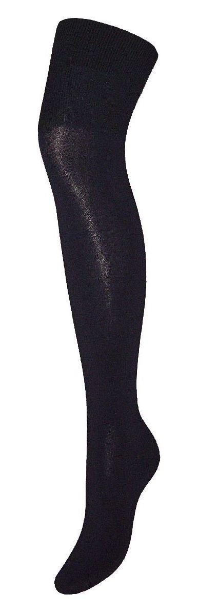 Гольфы женские Гранд, цвет: синий, 2 пары. SCL80. Размер 23/25SCL80Женские гольфы Гранд выполнены из высококачественного хлопка. Удобная резинка не стягивает ногу и не позволяет гольфам сползать вниз. Гольфы хорошо держат форму, обладают повышенной воздухопроницаемостью, после стирки не меняют цвет, имеют усиленные пятку и мысок для повышенной износостойкости. Благодаря свойствам эластана, не теряют первоначальный вид. Используя европейские стандарты на современных вязальных автоматах, компания Гранд предоставляет покупателю высокое качество изготавливаемой продукции.