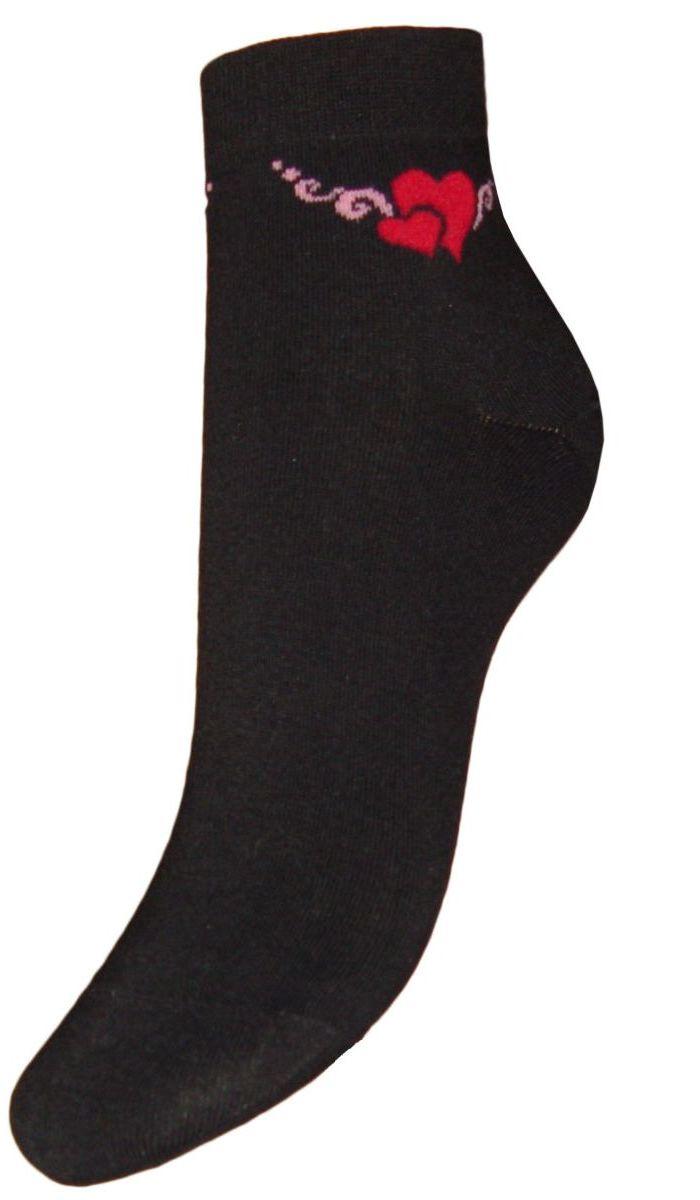 Носки женские Гранд, цвет: черный, 2 пары. SCL34. Размер 23/25SCL34Женские носки Гранд выполнены из высококачественного хлопка, предназначены для повседневной носки. Носки изготовлены по европейским стандартам из самой лучшей гребенной пряжи, хорошо держат форму и обладают повышенной воздухопроницаемостью, имеют безупречный внешний вид, усиленные пятку и мысок для повышенной износостойкости, после стирки не меняют цвет. Носки долгое время сохраняют форму и цвет, а так же обладают антибактериальными и терморегулирующими свойствами.