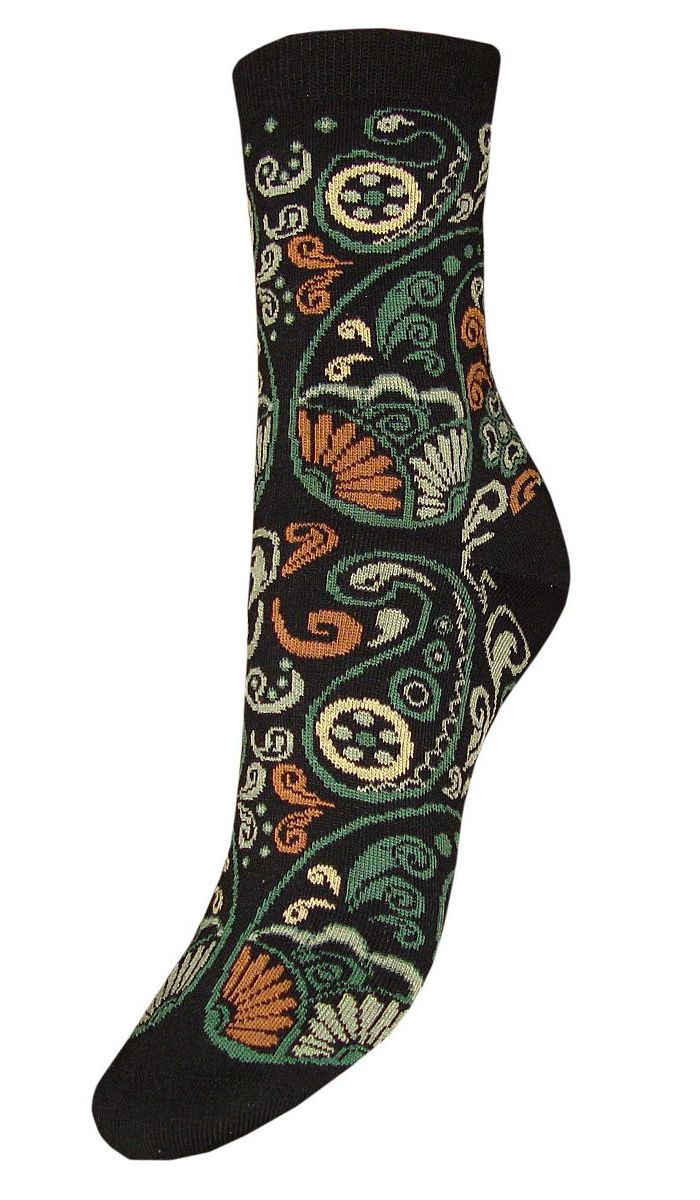 Носки женские Гранд, цвет: черный, 2 пары. SCL74. Размер 23/25SCL74Женские носки Гранд выполнены из высококачественного хлопка. Носки с бесшовной технологией зашивки мыска (кеттельный шов), оформленные оригинальным узором, хорошо держат форму и обладают повышенной воздухопроницаемостью, имеют безупречный внешний вид, усиленные пятку и мысок для повышенной износостойкости, после стирки не меняют цвет. Функция отвода влаги позволяет сохранить ноги сухими. Благодаря свойствам эластана, не теряют первоначальный вид. Носки долгое время сохраняют форму и цвет, а так же обладают антибактериальными и терморегулирующими свойствами.
