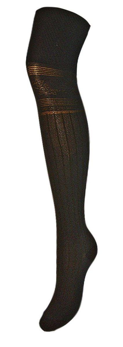 Гольфы женские Гранд, цвет: черный, 2 пары. SCL81. Размер 23/25SCL81Женские гольфы Гранд выполнены из высококачественного хлопка. Удобная резинка не стягивает ногу и не позволяет гольфам сползать вниз. Гольфы хорошо держат форму, обладают повышенной воздухопроницаемостью, после стирки не меняют цвет, имеют усиленные пятку и мысок для повышенной износостойкости. Благодаря свойствам эластана, не теряют первоначальный вид. Используя европейские стандарты на современных вязальных автоматах, компания Гранд предоставляет покупателю высокое качество изготавливаемой продукции.