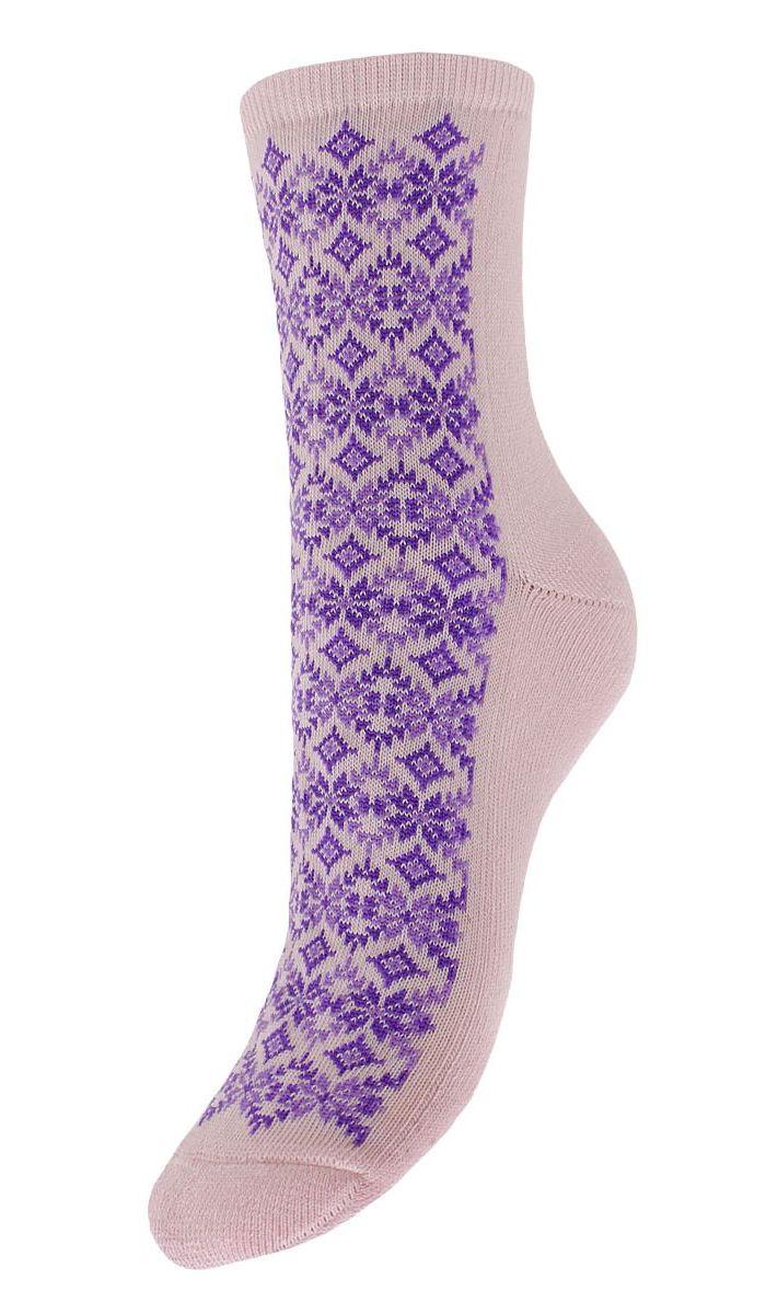 Носки женские Гранд, цвет: светло-розовый, 2 пары. SC71M. Размер 23SC71MЖенские утепленные носки Гранд выполнены из высококачественного хлопка. Носки изготовлены по европейским стандартам из лучшей гребенной пряжи, имеют безупречный внешний вид, усиленные пятку и мысок для повышенной износостойкости, после стирки не меняют цвет. Махра отлично удерживает тепло. Функция отвода влаги позволяет сохранить ноги сухими. Благодаря свойствам эластана, не теряют первоначальный вид. Используя европейские стандарты на современных вязальных автоматах, компания Гранд предоставляет покупателю высокое качество изготавливаемой продукции.