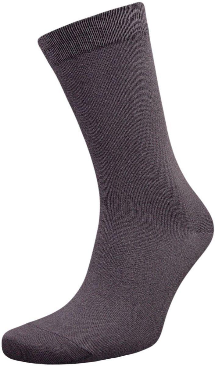 Носки мужские Гранд, цвет: серый, 2 пары. ZCL98. Размер 27/29ZCL98Мужские носки Гранд выполнены из хлопка, для повседневной носки. Основа материала - высококачественный хлопок. Носки хорошо держат форму и обладают повышенной воздухопроницаемостью, не линяют после многочисленных стирок, имеют кеттельный шов, мягкую анатомическую резинку. Носки произведены по европейским стандартам на современных вязальных автоматах.