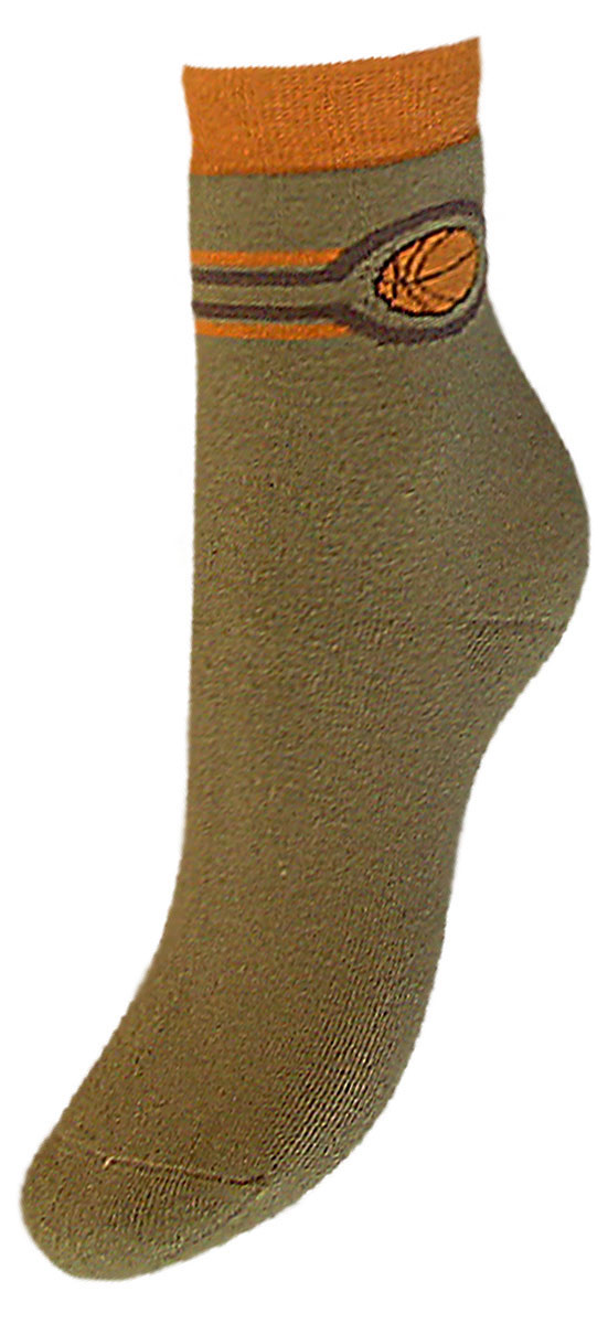 Носки детские Гранд, цвет: хаки. TCL7M. Размер 22/24TCL7MДетские зимние носки выполнены из высококачественного хлопка. Махра отлично сохраняет тепло. Носки стекстурным рисунком плюшевый мишка хорошо держат форму и обладают повышенной воздухопроницаемостью, имеют безупречный внешний вид, после стирки не меняют цвет,усилены пятка и мысок. За счет добавленной лайкры в пряжу, повышена эластичность и срок службы изделия.Носки долгое время сохраняют форму и цвет, а так же обладают антибактериальными и терморегулирующими свойствами.