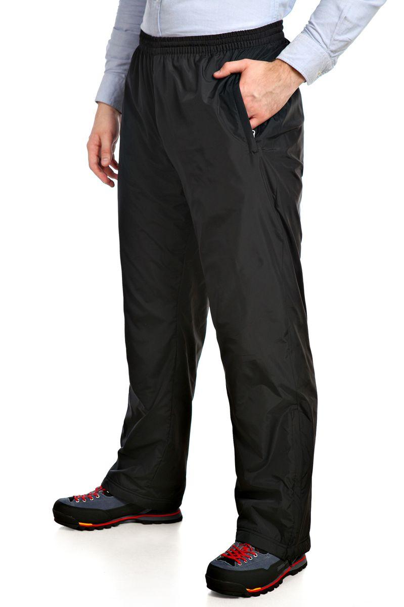 Брюки утепленные мужские Xaska, цвет: чеpный. 14418. Размер 5414418_BlackУтепленные мужские брюки Xaska выполнены из высококачественного полиэстера. Подкладка выполнена из теплого флиса.Модель прямого кроя и стандартной посадки регулируется по поясу шнурком. Низ брючин дополнен молниями для регулировки ширины. Спереди брюки дополнены двумя втачными карманами на застежке-молнии и сзади одним прорезным карманом на молнии.