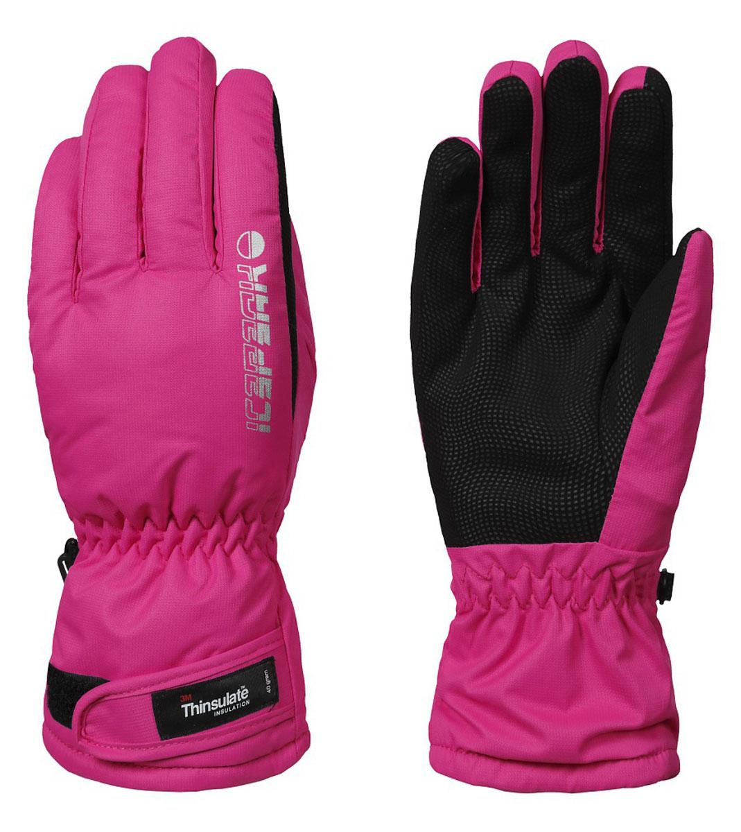 Перчатки детские Icepeak, цвет: розовый. 652850564IV. Размер L (7)652850564IVДетские перчатки Icepeak, изготовленные из мембранной ткани с водо- и ветрозащитным покрытием, станут идеальным вариантом для холодной зимней погоды. На подкладке используется мягкий полиэстер. Для большего удобства на запястьях перчатки дополнены хлястиками на липучках с внешней стороны, а на ладошках, кончиках пальцев и с внутренней стороны большого пальца - усиленными вставками. С внешней стороны перчатки оформлены надписями.Перчатки станут идеальным вариантом для прохладной погоды.