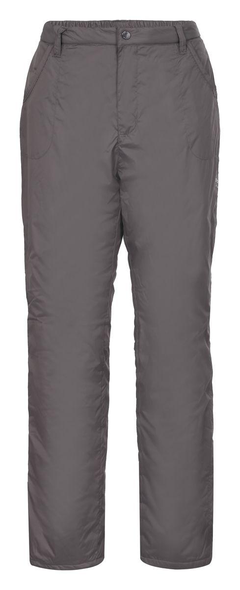 Брюки женские Luhta Saija, цвет: серый. 636707355LV. Размер 38 (44)636707355LVЖенские брюки от Luhta выполнены из полиэстера и утеплены синтепоном. Модель застегивается на пуговицу и крючок в талии и ширинку на молнии, имеются шлевки для ремня. Спереди брюки дополнены двумя врезными карманами. Низ брючин дополнен утяжками со стопперами.